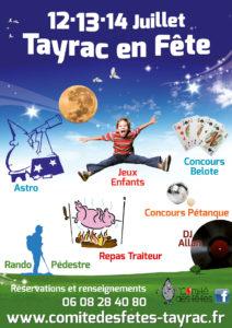 Tayrac en fête 2019
